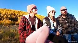 Polyfamilylife Lana Mars And Akgingersnaps Alaska Road Trip Episode 3