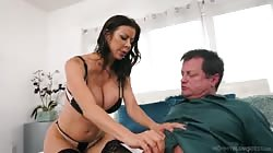 Mbb  Alexis Fawx Hard Day At Work